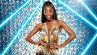 AJ Odudu - Strictly Come Dancing 2021