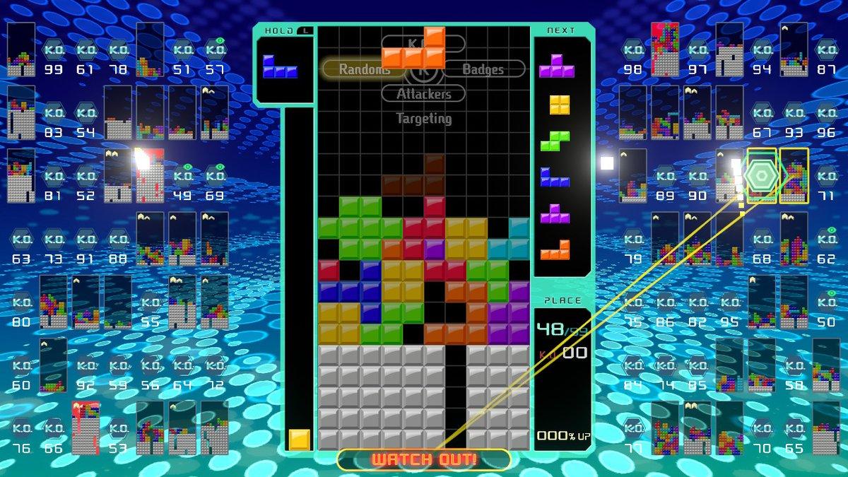 Tetris 99 tips - All the tips for Tetris 99 so you can build