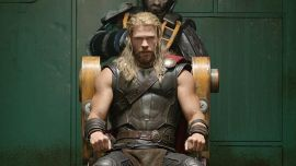One Of Chris Hemsworth's Tricks To Get Thor Swole Is A Wild New Gym Trend