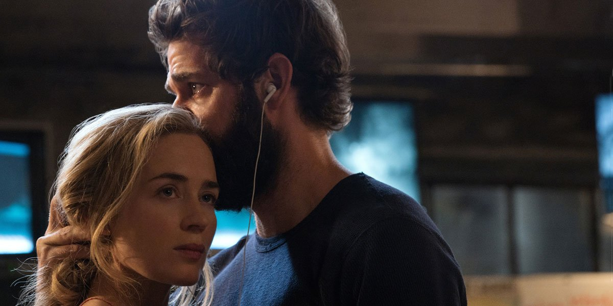 Emily Blunt and John Krasinski worked together again for A Quiet Place Part II