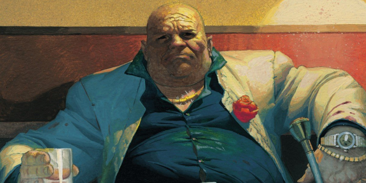 One WWE Star Has Thrown His Hat In The Ring To Play Kingpin In A Daredevil Reboot