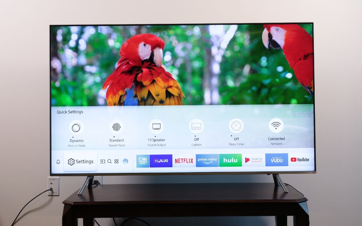 How to Adjust the Picture Settings on Your Samsung TV