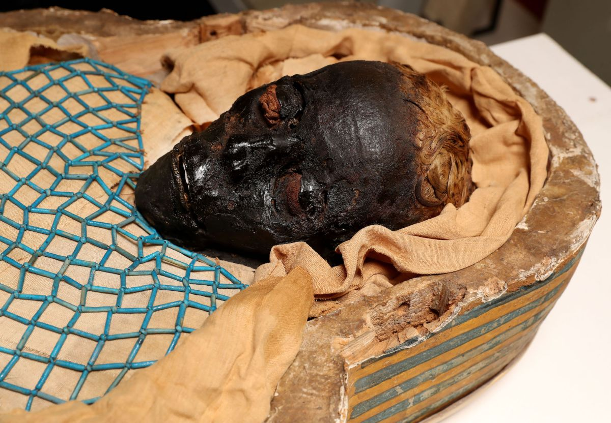 Egyptian mummy cold case closed: 'Takabuti' was stabbed to death