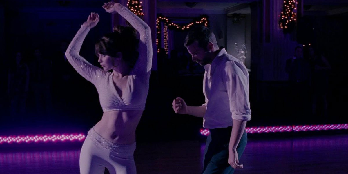 silver linings playbook dance off bet