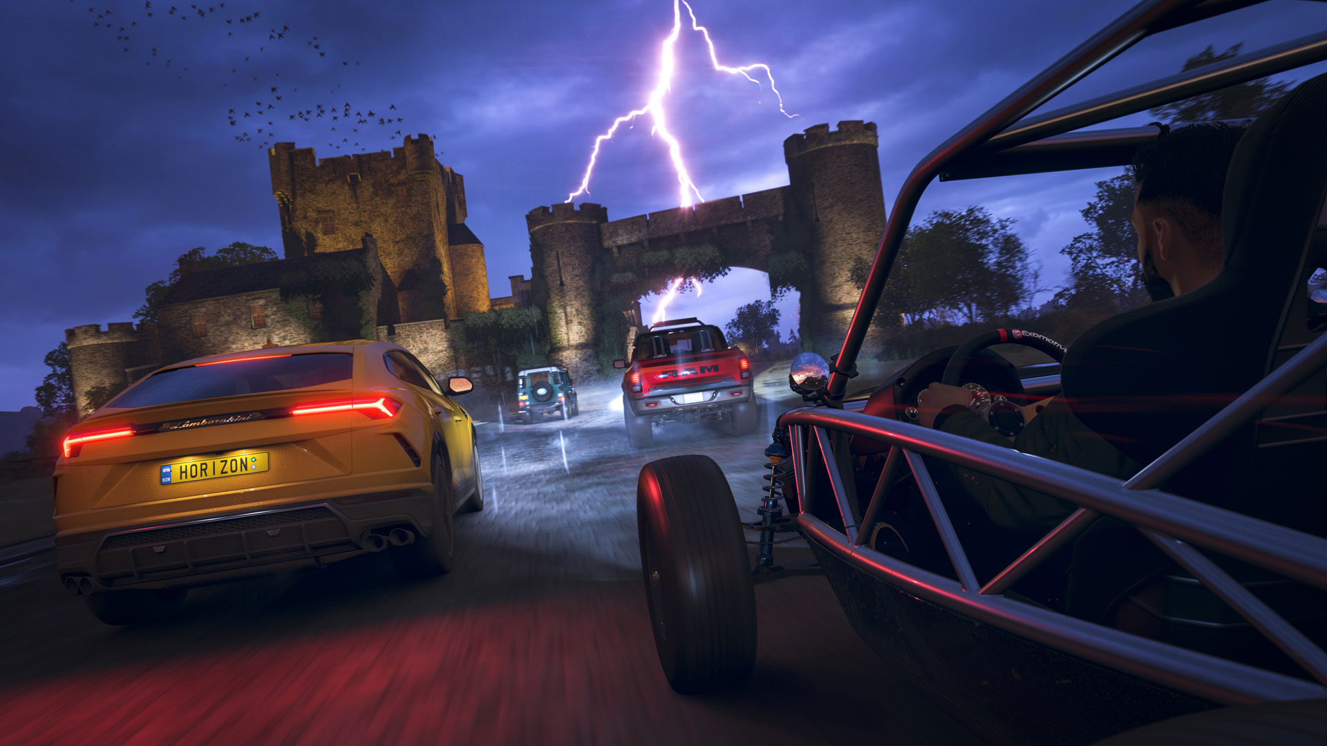 Forza Horizon 4 Fortune Island Riddles and Treasures guide - where