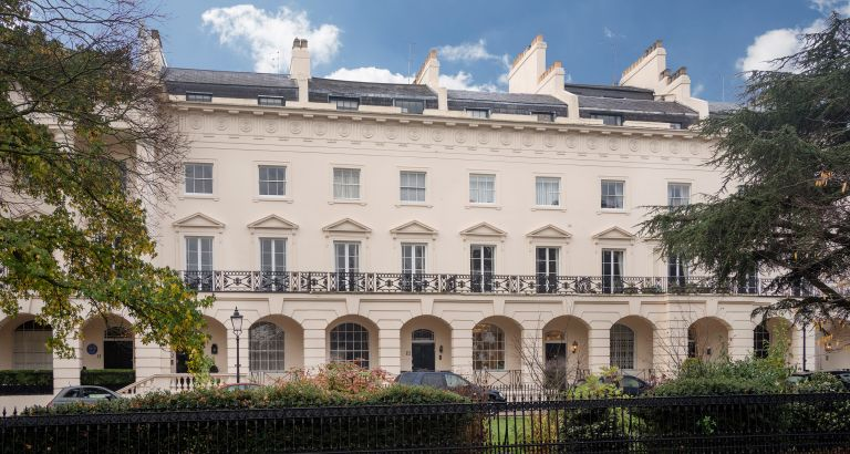 H.G. Wells London home for sale