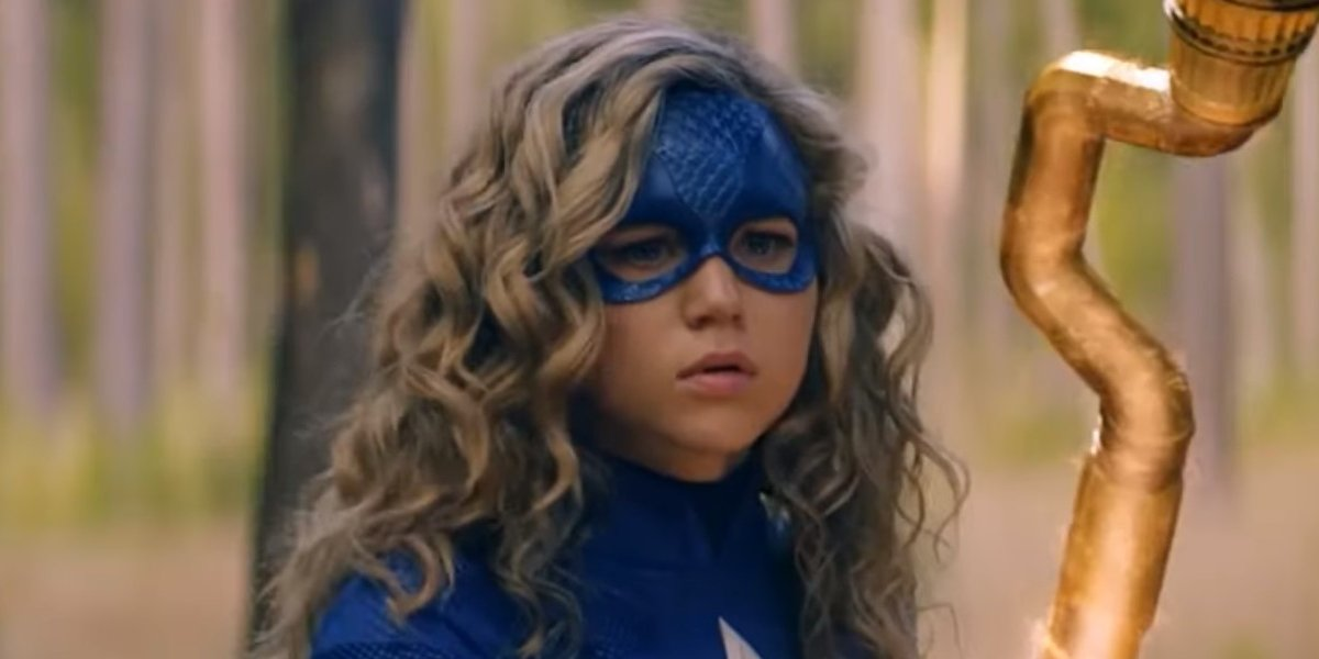 Brec Bassinger on Stargirl