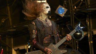 Watain guitarist Pelle Forsberg