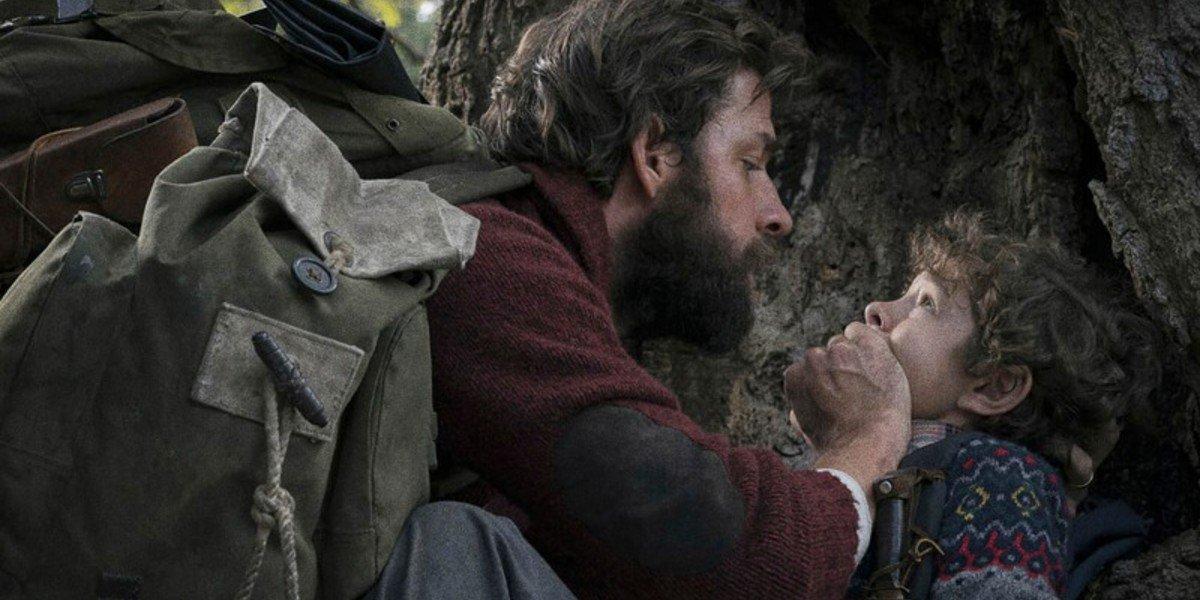 John Krasinski, Noah Jupe - A Quiet Place