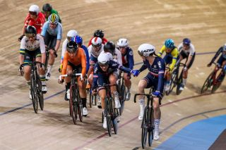 Women's Madison at the Track World Championships 2020