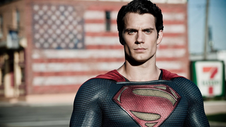 Henry Cavill as Clark Kent in Man of Steel.
