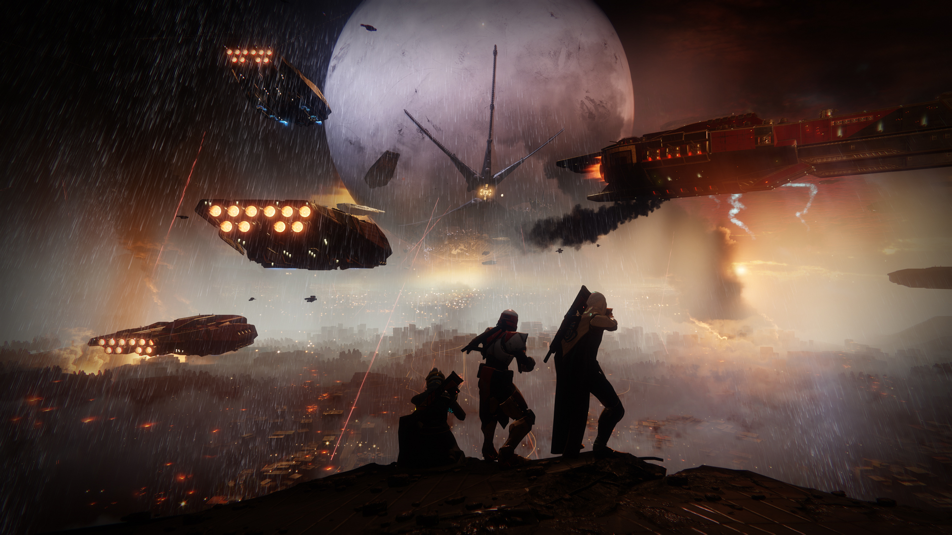 Hands-on with the PC version of Destiny 2: Campaign, Strikes and PvP