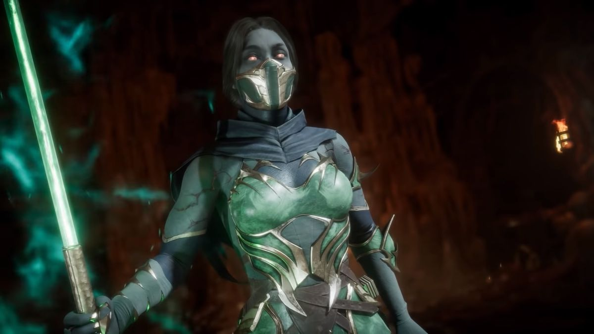 Jade's Mortal Kombat 11 fatality shows off an interesting use for her staff