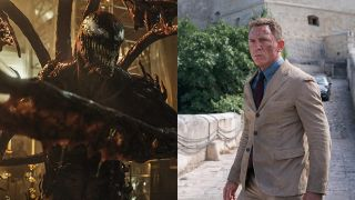 Venom: Let There Be Carnage/Daniel Craig in No Time to Die