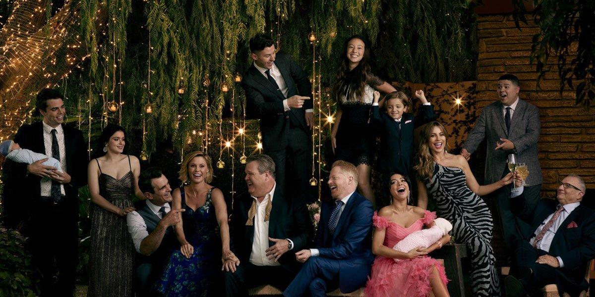 Modern Family Season 11 finale full cast