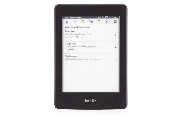 How To Change Language On The Kindle Paperwhite Amazon Tips
