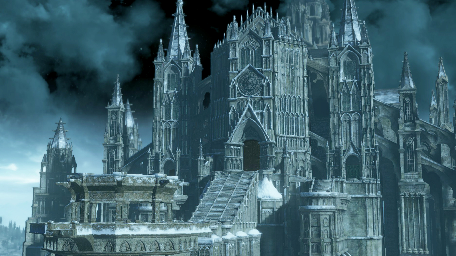 Dark Souls' most famous city is as beautiful as it is deadly ... on