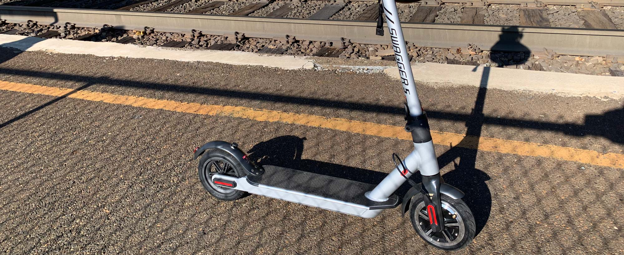 Melhores scooters elétricas: Swagtron Swagger 5