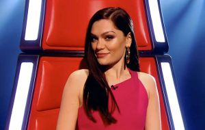 Jessie J On The Voice Kids 8216Ive NEVER Been Aggressive8217