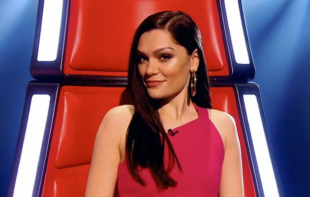 Jessie J on The Voice Kids: 'I've NEVER been aggressive!'