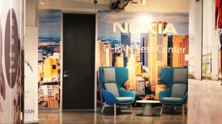 Nokia O-RAN Testing Center.
