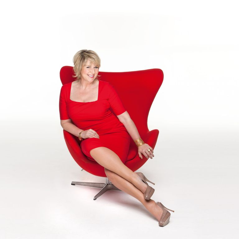 Fern Britton-woman and home