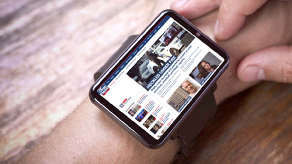 This mega smartwatch is more powerful than your smartphone!