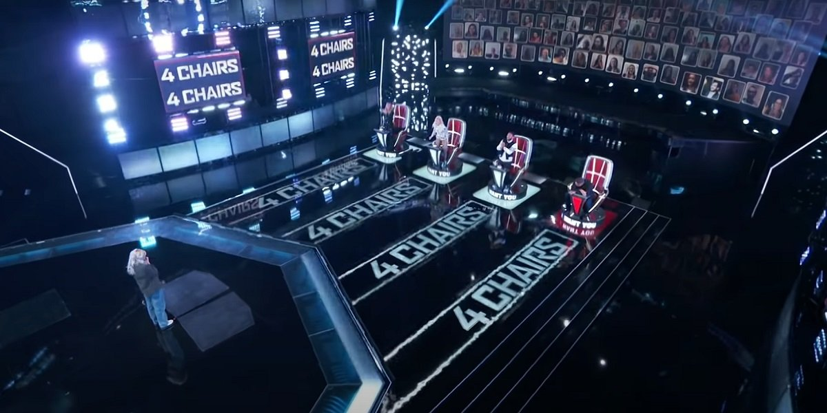 Why The Voice Makes Such A Big Deal About Four-Chair Turns