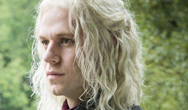Rhaegar Targaryen before his wedding with Lyanna Stark on Game Of Thrones on HBO