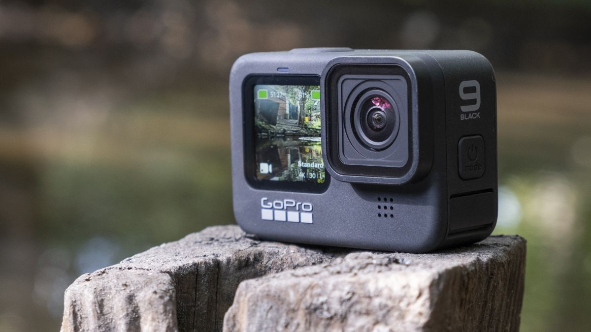 This GoPro Hero 9 deal expires tonight – get it at a reduced price while you can - Techradar
