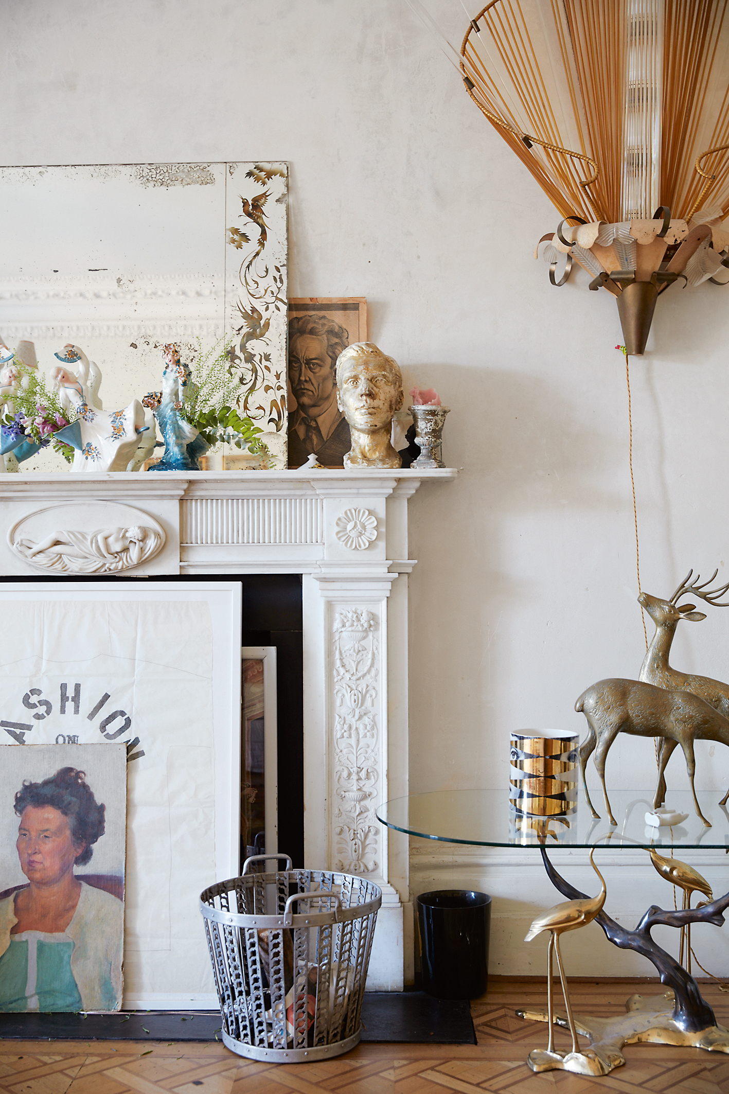 Where To Find Vintage Furniture: Tips From Expert Marianne Cotterill