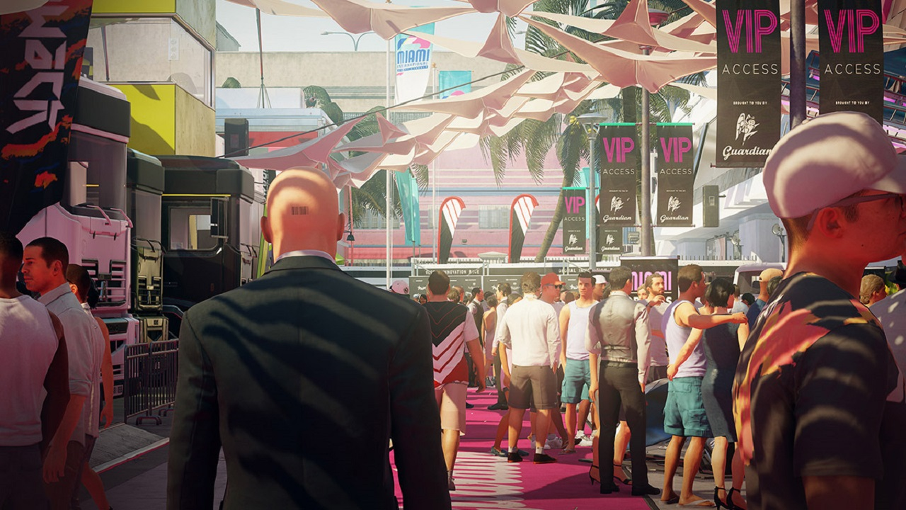 The next Hitman game is 'well under way' | PC Gamer