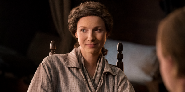 Outlander Caitriona Balfe Claire Randall Fraser Starz