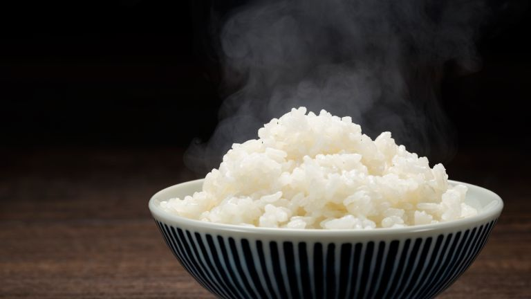 Healthiest way to cook rice