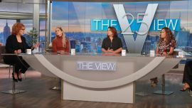More The View Chaos As Two Hosts Leave Stage Mid-Episode Over Positive COVID Tests