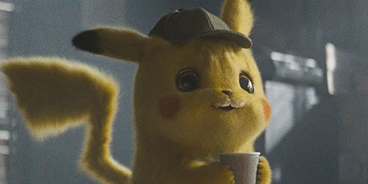 Pokémon: Detective Pikachu.