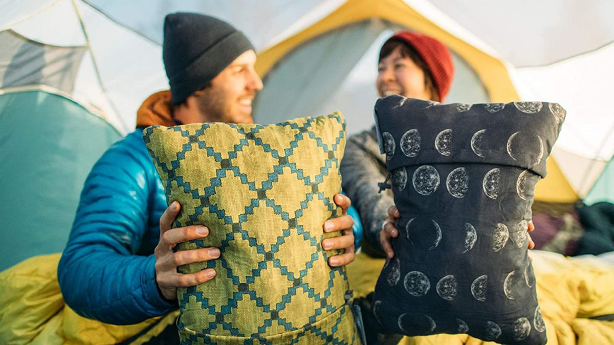 Best camping pillows: for a good night's sleep on any outdoor adventure