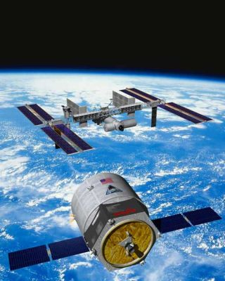 Orbital Wins $171 Million Space Station Re-Supply Demo Deal