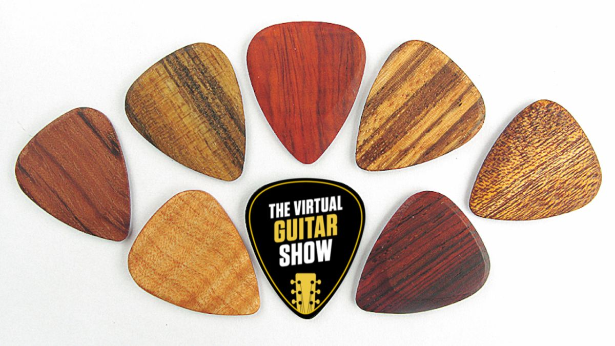 Welcome to The Virtual Guitar Show 2020!