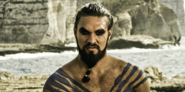 Game of Thrones Khal Drogo Jason Momoa HBO