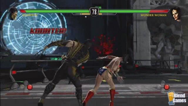 Mortal Kombat Vs DC Universe Fighting Modes Tutorial #4086