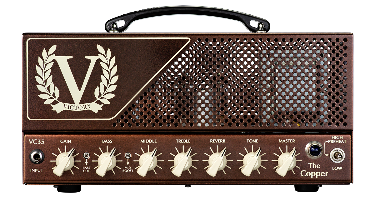 Victory Amplification targets British pop, rock and roots tones with VC35 The Copper   Guitarworld