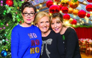 The Bake Off pals are back to save the festive season!The Bake Off pals are back to save the festive season!