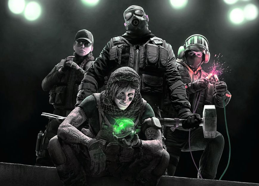 Tom Clancy's Rainbow Six: Siege - GameVix