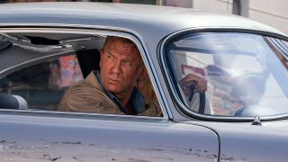 Daniel Craig portrays James Bond for the final time in No Time to Die
