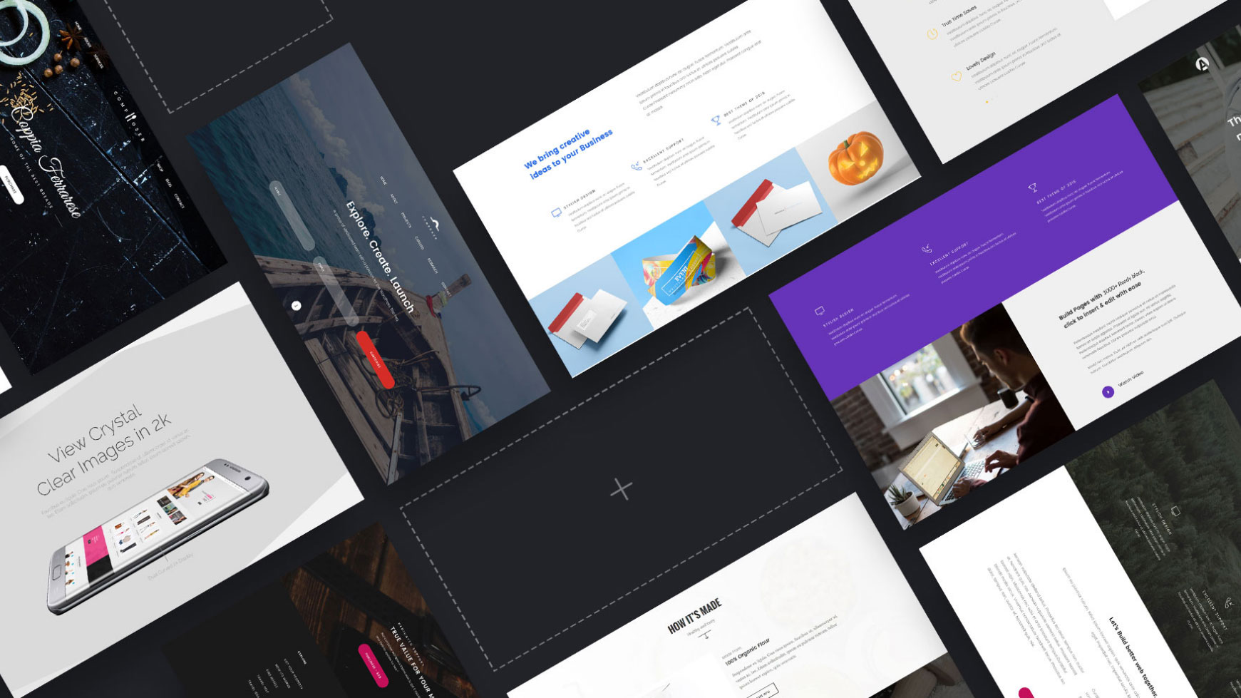 25 top-class website templates | Creative Bloq