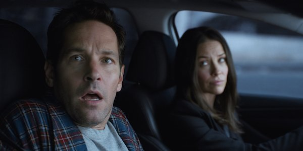 Ant-man and wasp preview