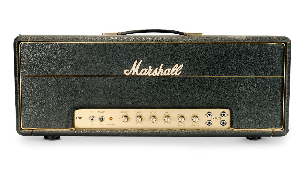 How To Get Classic Marshall 1959 Plexi Tones Using Guitar 70 Watt Amplifier Circuit Preamplifier Tone Control For Modelling Musicradar