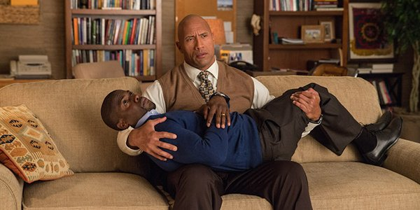 Do Dwayne Johnson And Kevin Hart Have Another Movie On The