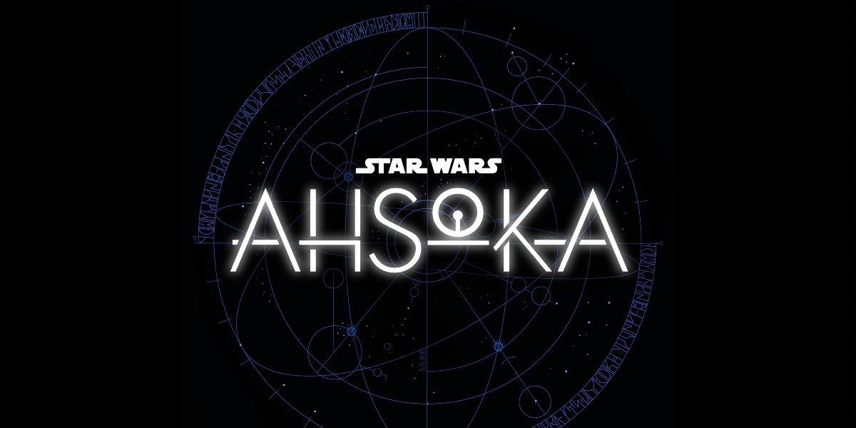 Ahsoka title card